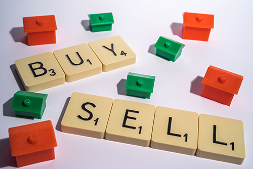 For optimum selling and buying of property