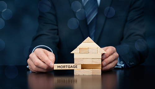 mortgage a property
