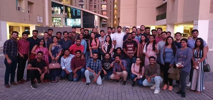 Group Photo Jaipur Trip 1