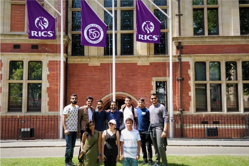RICS SBE International Summer Programs