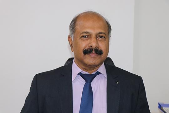 Professor Dr. Joseph V Thanikal